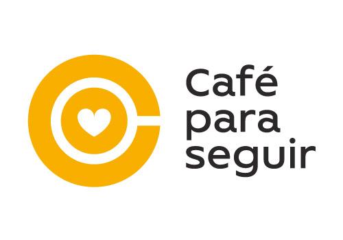 Logo Un Café Para Seguir